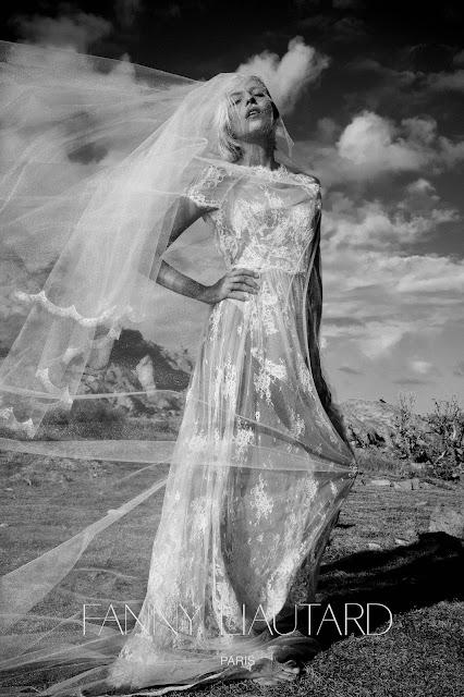 FANNY LIAUTARD robes de mariée en dentelle Paris