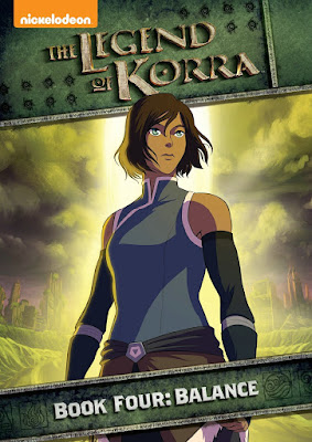 Avatar  : The Legend Of Korra Full EPISODE Book 1,2,3,4 Subtitle Indonesia