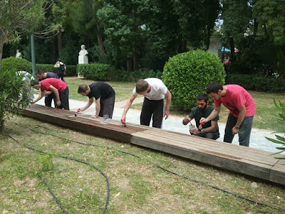 Αθήνα: Σεμινάριο εθελοντών...στην πράξη! - ΝΕΑ ΑΚΡΟΠΟΛΗ