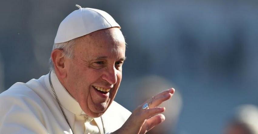 PAPA FRANCISCO EN PERÚ: Pontífice tendría programado visitar el Perú, asegura Cardenal Cipriani
