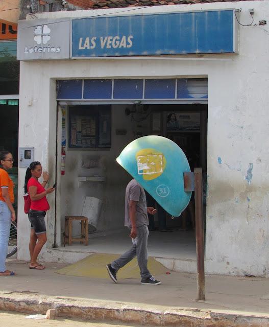 Casa lotérica é assaltada em Paratinga
