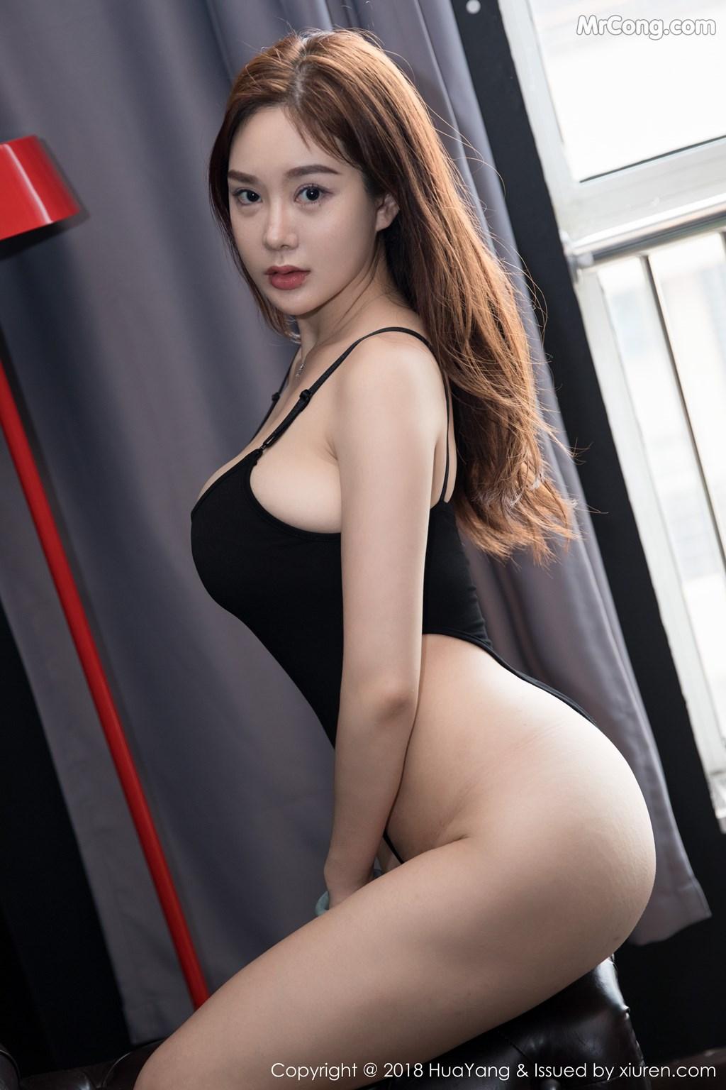 Image HuaYang-2018-08-09-Vol.068-Silvia-MrCong.com-031 in post HuaYang 2018-08-09 Vol.068: Người mẫu 易阳Silvia (41 ảnh)