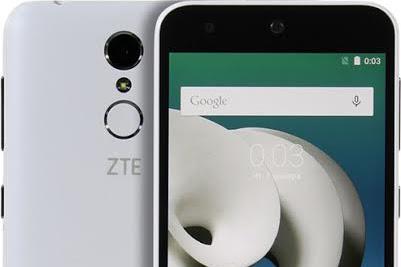 ZTE Blade D3, Dapatkan Sinyal 4G dan Kesenangan Selfie
