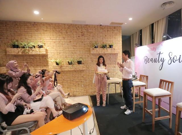 3rd Anniversary Beautynesia Event