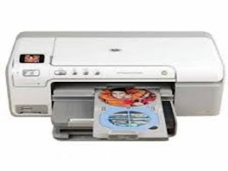 Image HP Photosmart D5345 Printer