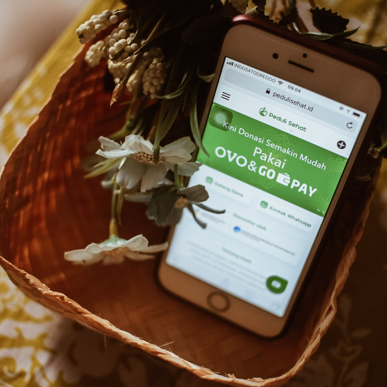 pedulisehat.id platform galang dana online dan donasi kesehatan