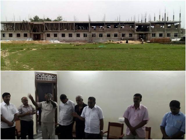 New Gems School Started At Darbhanga Of North Bihar