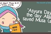 Puasa Sunnah Hari Asyura, Sebelum dan Sesudahnya