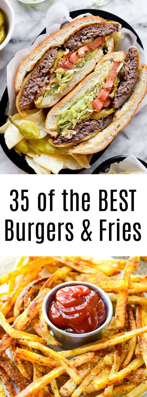 35 Best Burgers & Fries