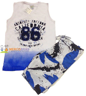 Saldo de roupas de marcas infantis