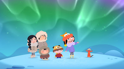 Animação produzida pela TV PinGuim chega à quarta safra na segunda-feira, 12 - Divulgação