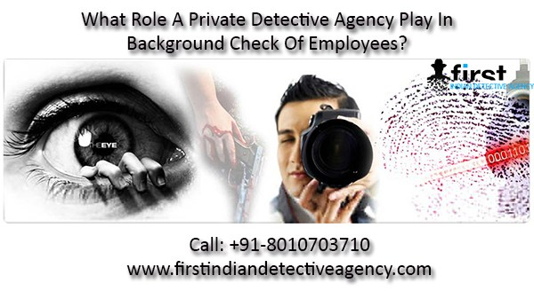Detective Agency in Delhi, Best Detective Agency in Delhi