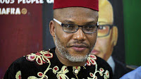 BIAFRA: FG APPROACHED ECOWAS COURT TO STRIKE OUT KANU'S CASE – IPOB