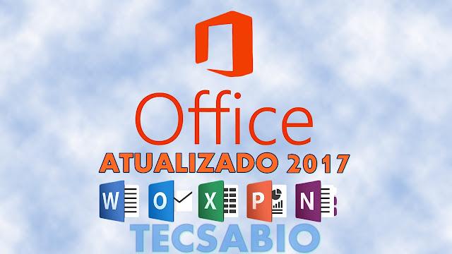 Office 2016 Professional Plus 32/64 PT-BR + Ativador - Atualizado 2017