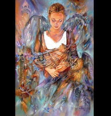 I Am Pouring Out My Spirit by Deborah Waldron Fry