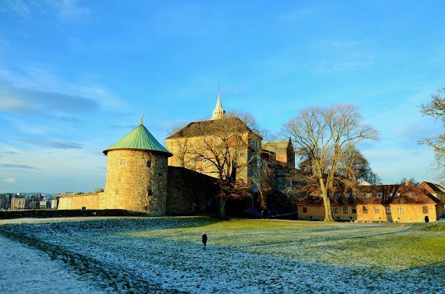 Ruta de 4 días por Oslo - que ver en oslo, la fortaleza de akershus