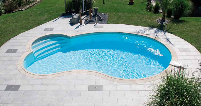 exercice archicad - Modéliser une piscine haricot