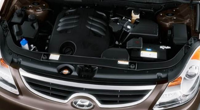 2018 Hyundai Veracruz Specs