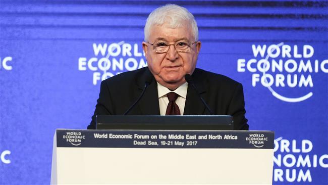 Full liberation of Mosul in next few days:Iraqi President Fuad Masum