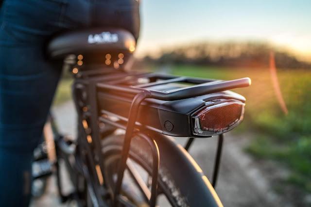 E-Mobilität für Minimalisten – Klapp-E-Bike Scamper S400 XL von Shinga Lacros | Falt-E-Bike | Faltrad | Klapprad | Falt Pedelec | Elektro Faltrad | Elektrisches Fahrrad 8