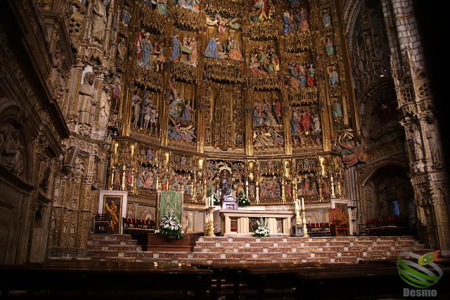 トレド - サント・トメ教会
