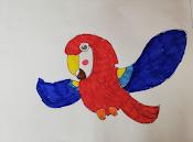 June: Persevering Parrot