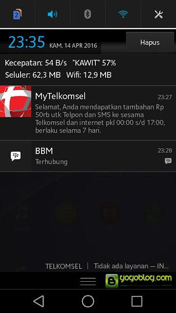 Bukti Sms Pulsa Gratis Telkomsel