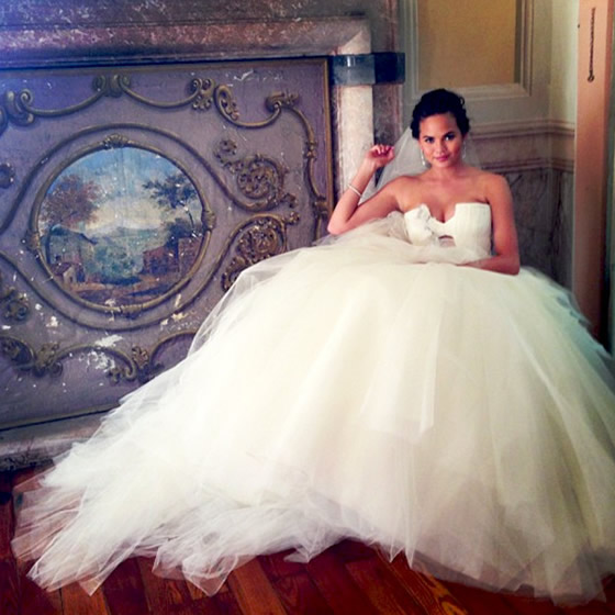 Celebrity wedding dresses – from fairytales to nightmares ...