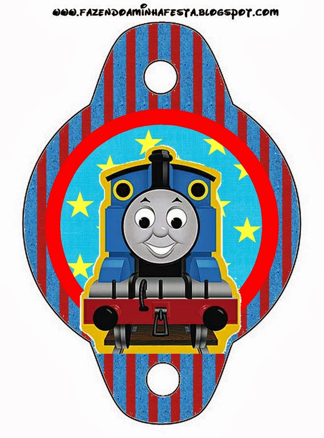 Thomas The Train Free Party Printables