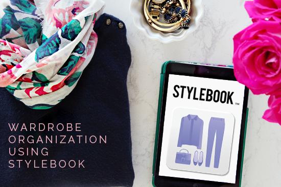 IHeart Organizing: Wardrobe Organization Using Stylebook