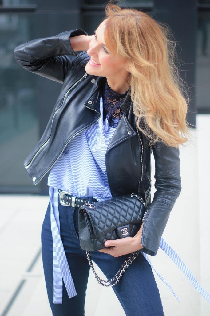 Nowshine-Bluse-Blau-Spitze-Zara-ueber-40-Blog