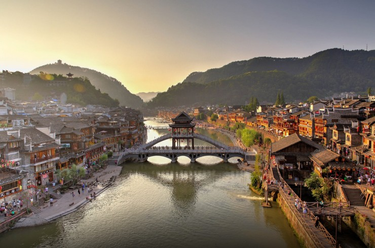 Top 10 Staggering Ancient Towns in China - Phoenix Ancient Town