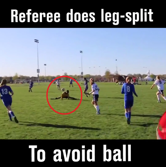 iowa rush champions cup, iowa, iowa rush, soccer, football, referee, leg split, splits, split, video, viral, ankeny, jerry nash, Iowa rush vs rush wisconsin, jon heiderscheit,