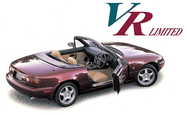 Eunos Roadster VR Limited