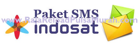 Daftar Harga Indosat SMS Murah Raja Pulsa