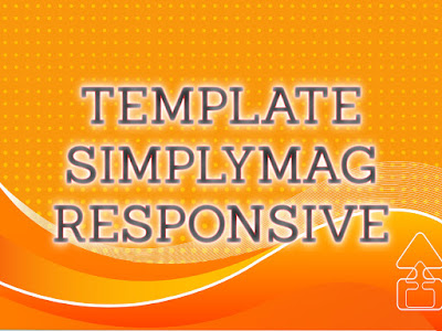 Template Terbaru 2017 Simply Mag Template Blog Download Gratis