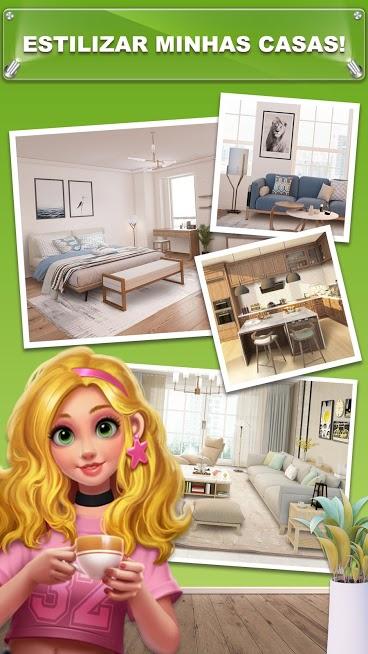 My Home - Design Dreams MOD Dinheiro Infinito 1.0.365