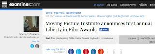 Moving Picture Institute Liberty in Film Awards