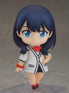 "Nendoroid Rikka Takarada de ""SSSS.GRIDMAN"" - Good Smile Company"