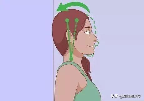 9個理療動作矯正圓肩駝背、頭前傾,效果槓槓滴(附詳細解析圖)