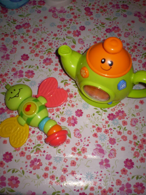 The Childrens Musical Toys