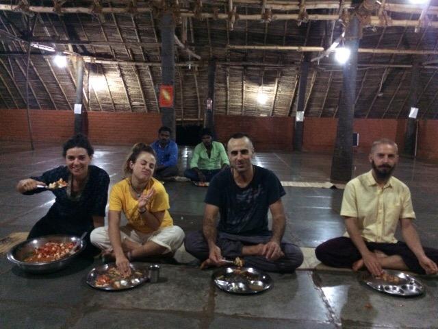 Sivananda Ashram Madurai Food