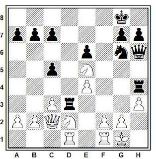 Problema de ajedrez 744: Lepikin - Tarasov (URSS, 1958)