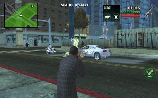 تحميل لعبة GTA V مجانا