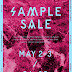 Spring Cleaning & Feenin':  The Timothy Heenan Showroom/Medium Concepts Agency Sample Sale