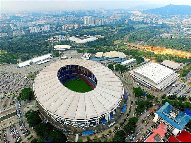 Lý do sân Bukit Jalil có sức chứa gấp đôi sân Mỹ Đình