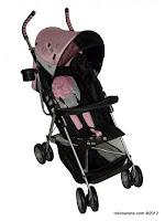 Junior SC209DX Buggy Baby Stroller