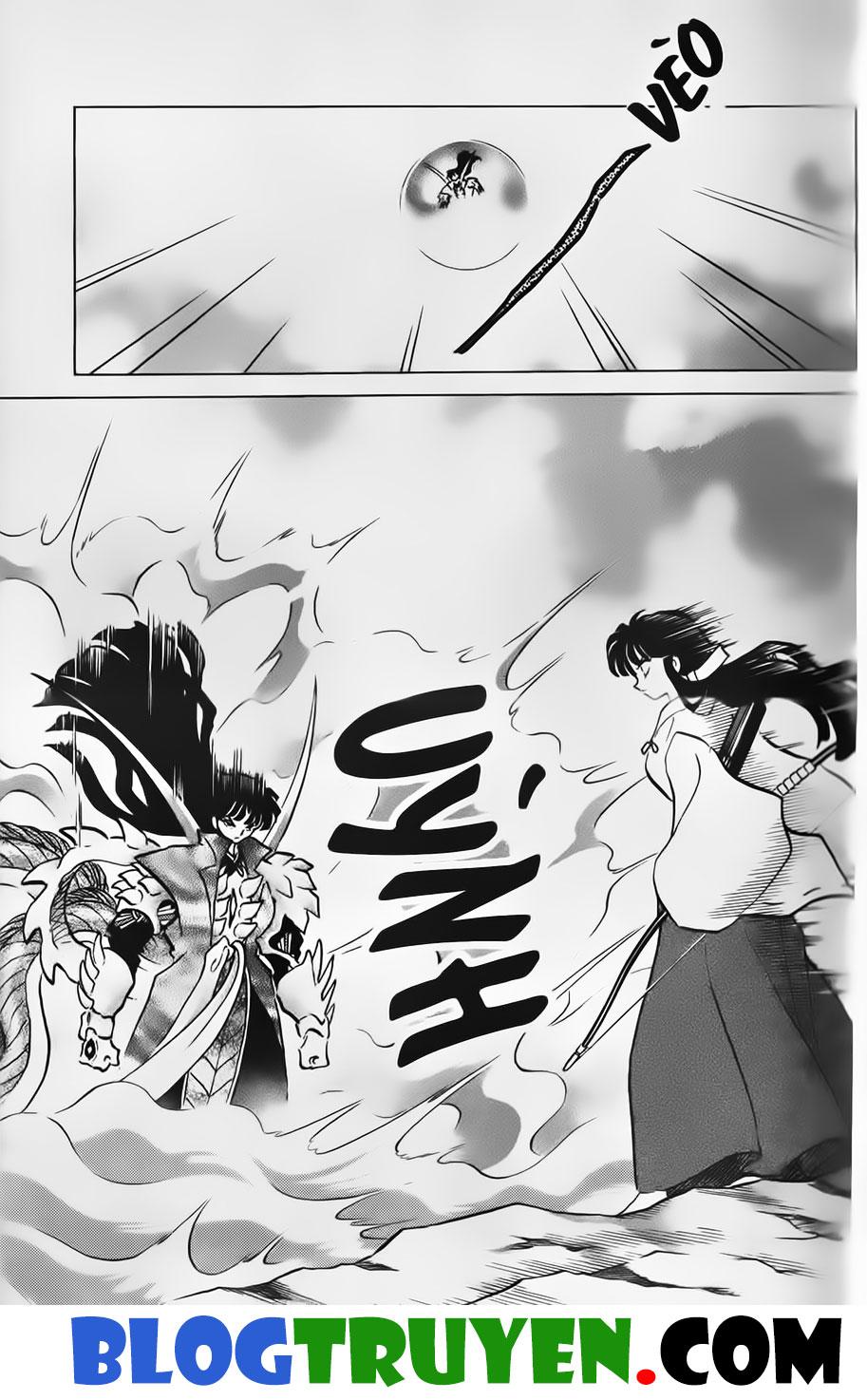 Inuyasha vol 29.2 trang 10