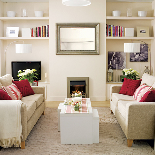 Living Room Furniture Layout: Home Décor & Oddities: Common Living Room Furniture