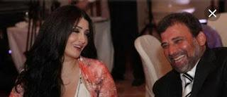 """تعرف علي حقيقه """"الفيديو الاباحي"""" الذي يجمع بين الممثله """"غادة عبد الرازق"""" والمخرج خالد يوسف"""